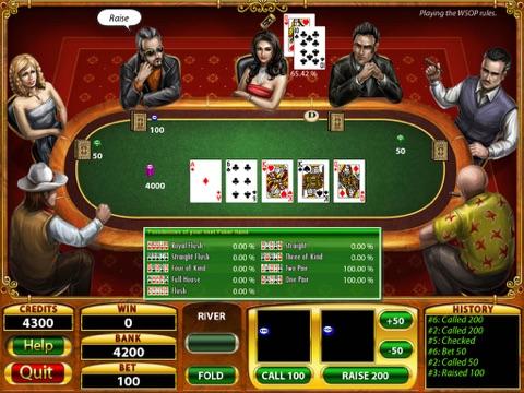 Poker app iphone offline