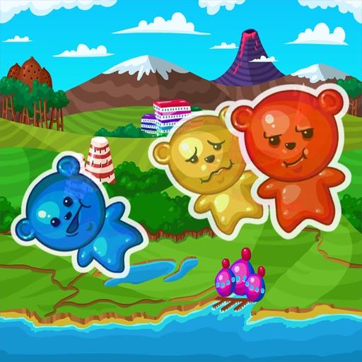 Jelly Bears iOS App