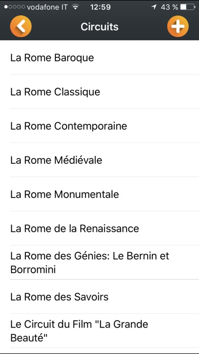 download Audioguide Rome Crazy4Art apps 2
