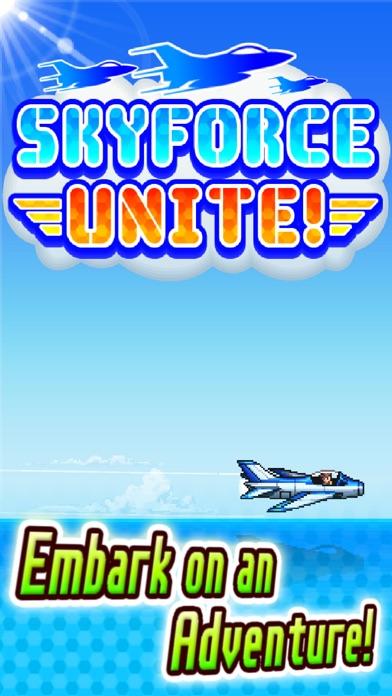 Skyforce Unite! Screenshot