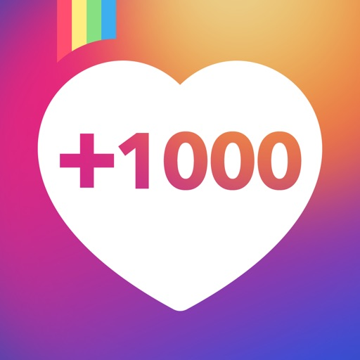 9000 Free Insta Likes and Followers - Get More Video Views for Instagram iOS App
