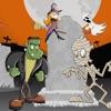 Felice Halloween Horror Educativo Bambini Gioco