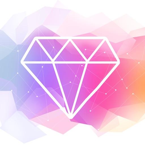 水晶-美颜直播嗨翻全场,视频互动交友,时尚个性