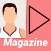 Free Video Magazine - Magazine editing for videos & photos magazine