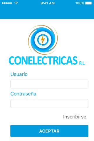 CONELECTRICAS RL screenshot 1