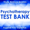 Psychotherapy Exam Review : 3100 Study Notes & Quiz