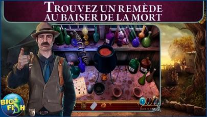 Screenshot #3 pour Cadenza: Le Baiser de la Mort - Objets cachés, mystères, puzzles, réflexion et aventure (Full)