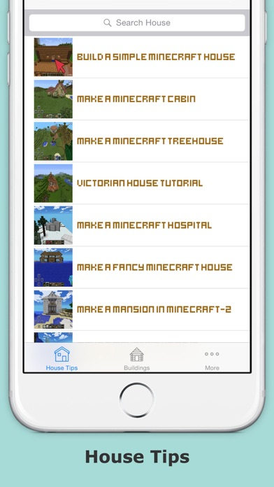House ideas guide for minecraft step by step build your House building app