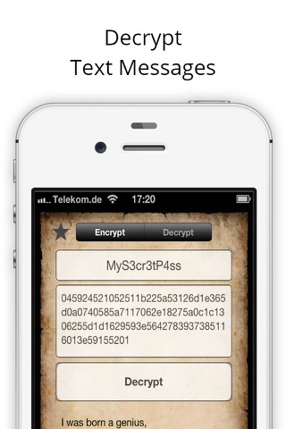 Secure Text Message screenshot 3