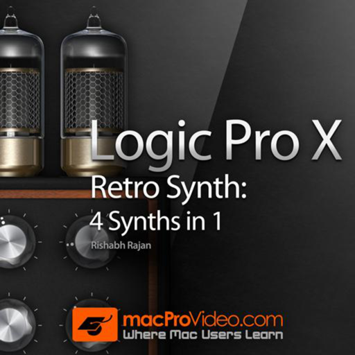Course For Logic Pro X Retro Synth