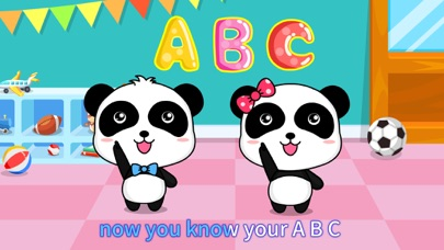 ABC تعليم الحروف الإنجليزية - تعلملقطة شاشة4
