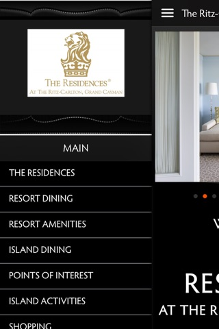 Ritz-Carlton Residences Cayman screenshot 2