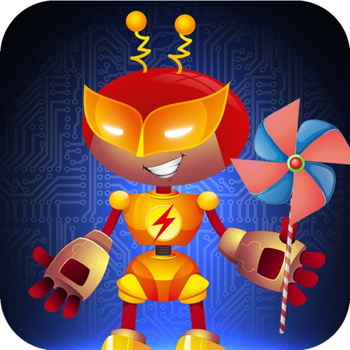 My Amazing Transforming Power Robot Dress Up Game - Metal Craft Legends And Heroes Rescue Edition - Free Game iOS App