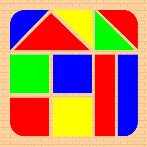 Lst's Play with Blocks - free educational App for Kids. iOS App