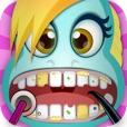 Little Pony Magic Bubble-Gum Friendship Make-Over Dentist Game