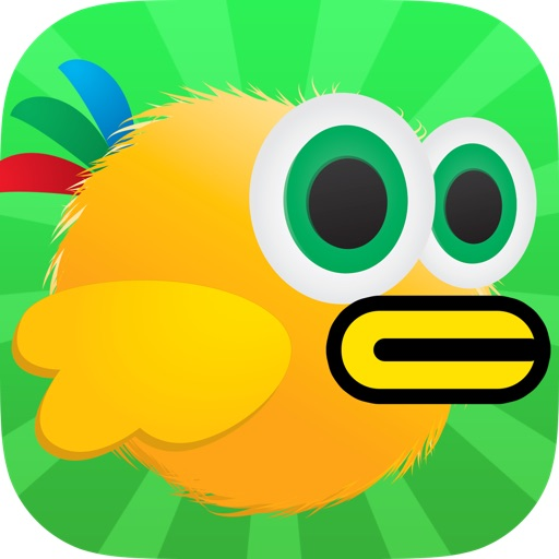 Flappy Rio Birdy - The adventure of tiny flying bird 2 in the boom valley iOS App