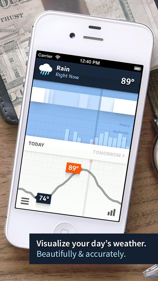 Weathertron — Live Ra... screenshot1