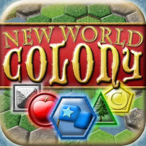 新世界之王:New World Colony【精品桌游】