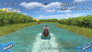 Aqua Moto Racing screenshot four