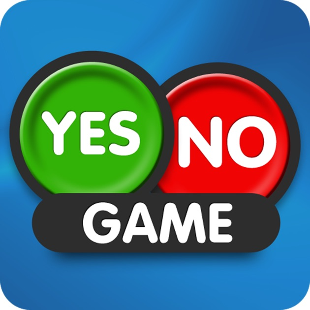 Yes or No Game on the App Store
