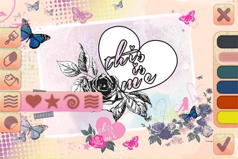 E-puzzle Violetta - aplikacja do kolekcjonerskiej serii puzzli Trefl screenshot 2