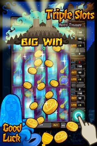 Triple Slots screenshot 4