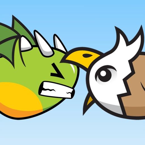 Godzilla vs Birds iOS App