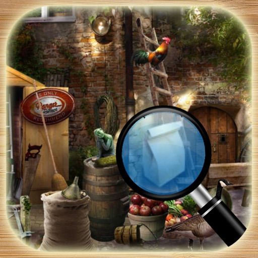 Hidden Objects A Living The Tradition iOS App