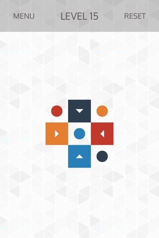Squares: a game about moving boxes screenshot 2