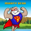 Mighty Bear – the flying superhero with a flappy cloak