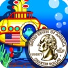 Amazing Coin(USD): Educational Money learning & counting games for preschool & kindergarten kids