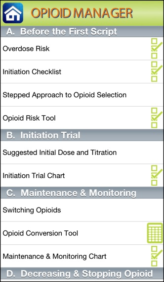 Opioid Manager On The App Store