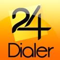 24Dialer icon