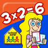 Multiplication Flash Cards from School Zone