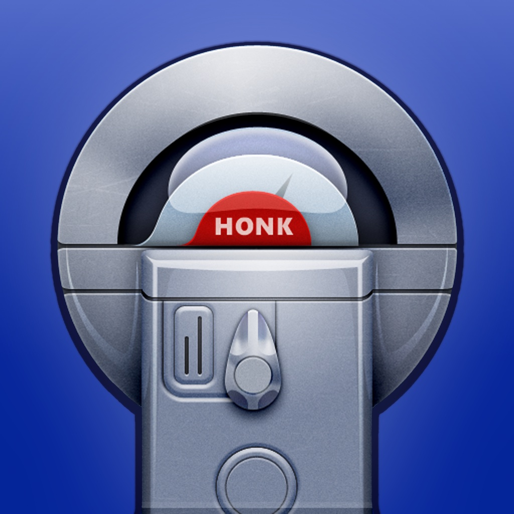 Honk – Find Car, Parking Meter Alarm and Nearby Places