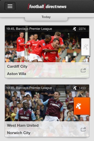 Football Direct News - Powered by fanatix screenshot 3