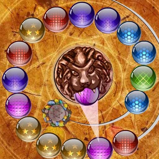 Ancient Ball Shooting iOS App