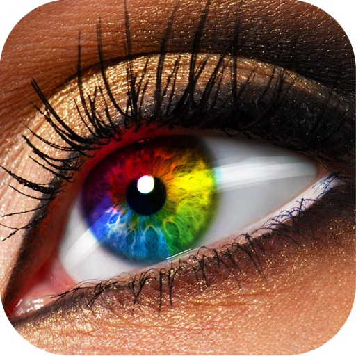 Beautify Eye Color Changer - Selfie Magic Eye Color Effect Photo Editor iOS App