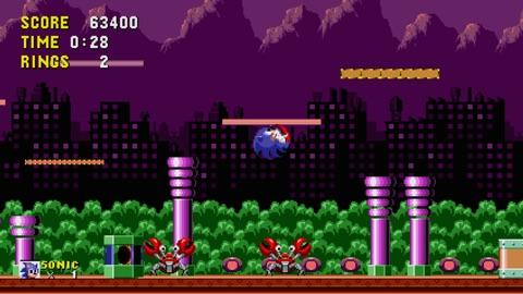 Screenshot #15 for Sonic The Hedgehog