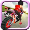 Cute Girl Bike Racer ( 3d MotorCycle Stunts, Driving & Racing Game )