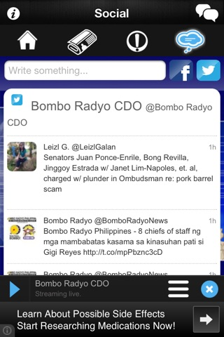 Bombo CDO screenshot 2