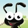 Gioco per i bambini di età 2-5 su gli insetti della foresta. Giochi e puzzle per la scuola materna, scuola materna e scuola materna. Giocare con gli animali, ragno, formiche, zanzare, farfalle, alberi e fiori. Gratis, nuovo, educativo!