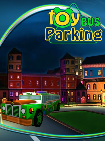 Screenshot #4 pour Kids Cars : Toy Bus Parking 3D
