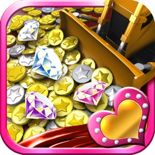 Coin Dozer - Seasons HD iOS App