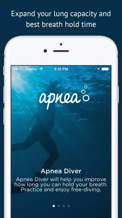 Apnea Diver screenshot1