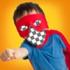 Face In Hole For Instagram Pro- Funny Photo Editing With Superhero Mask & Costume