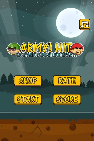 Army! Hit, Kick and Punch Like Crazy screenshot 3