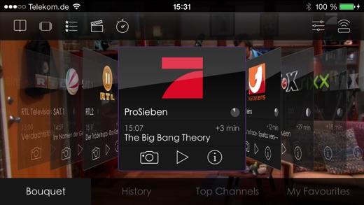 Blackbox Pro for Dreambox, Vu+, Xtrend, TVHeadend and