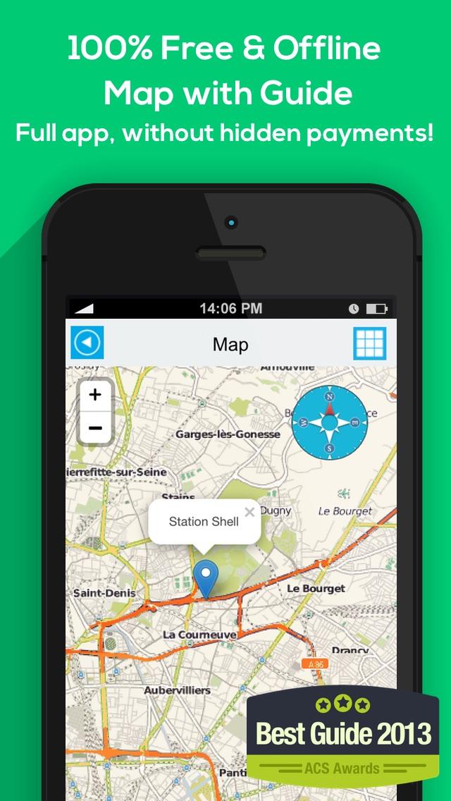 download América del Sur mapa offline, guía, clima, hoteles. Libre navegación (inc. Brasil, Argentina, México) apps 0