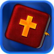 Bible Trivia- Fun Bible puzzles made from quotes, what Jesus said, audio clues and more icon